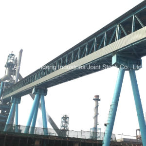 Cema/DIN/ASTM/Sha Standard Heavy Duty Trussed Belt Conveyor pictures & photos