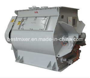 Paddle Mixer with High Efficiency Motor pictures & photos