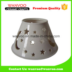 Best Design Wholesale Ceramic Candle Lamp Shade for Home Decoration pictures & photos