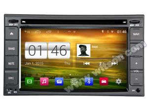 Witson Andriod 4.4.4 OS Quad Core 16GB Flash Auto Radio DVD GPS for Sunny (2005-2007) / Treeano (2005-2010) / Versa (2006-2011) / Juke (2010-2011) (W2-M001) pictures & photos