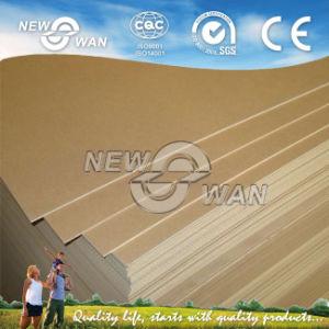 Raw Plain Melamine MDF (NPM-0036) pictures & photos