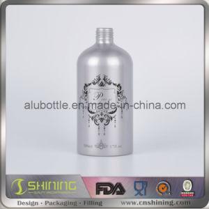 17oz Brushed Aluminum Bottles