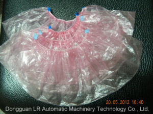 Automatic High Quality Plastic Shoe Cover Making Machine pictures & photos