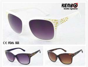 Hot Sale Fashion Unisex Sunglasses for Accessory CE, FDA, 100% UV Protection Kp41010 pictures & photos