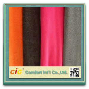 Coral Feelce Fabric for Blanket/Garment pictures & photos