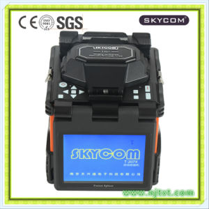 Skycom Optical Fiber Fusion Splicer (T-207X) pictures & photos