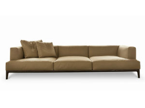 Genuine Leather Sofa for Home or Hotel (GLS-010) pictures & photos
