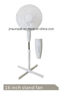 Popular 16inch Electric Stand Fan