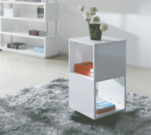 Living Room Furniture Storage Cabinet Decoration Shelf Cabinet (XWJ-001) pictures & photos