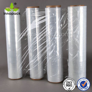 LLDPE Heat Shrink Film /Clear Heat Shrink Plastic Film in Roll pictures & photos