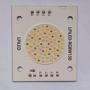 RGBW LED 150W with Controller for Plant Grow Light pictures & photos