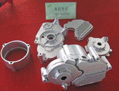 Die Casting Products of Magnesium Alloys pictures & photos