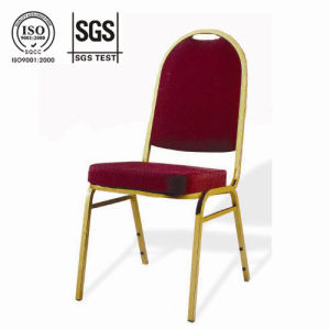 Banquet Metal Stacking Hotel Dining Chair pictures & photos