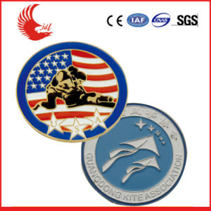 Welcomed Fashionable Metal New Custom Coin pictures & photos