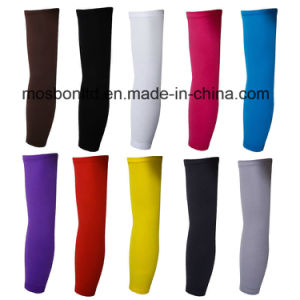 Outdoor Lycra Cycling Sun Protective Arm Sleeves pictures & photos