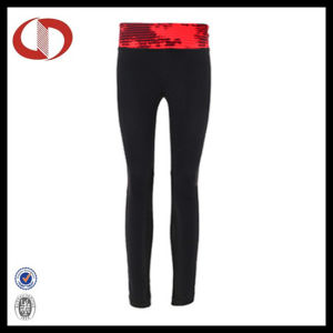 Wholesale Women Compression Sportswear Running Pants pictures & photos