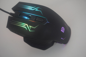 6D Ergonomic Optical Wired Gaming Mouse pictures & photos
