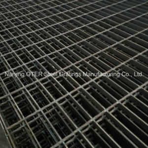 Untreated Black Steel Grid pictures & photos