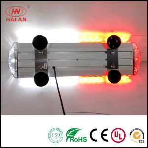 LED Mini Warning Light Bar/Ambulance Vehicle Strobe Lightbar with Aluminum Body Security Warning Lightbar/Emergency Fire Fighter Truck Caution Lights Bar pictures & photos