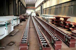 Ms Horizontal En-Masse Buried Wear Resistant Scraper Chain Scraper Conveyor pictures & photos