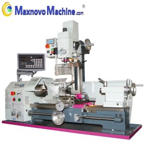 Multi-Purpose Metal Combo Lathe Mill Machine with Position Indicator (mm-M280Super) pictures & photos