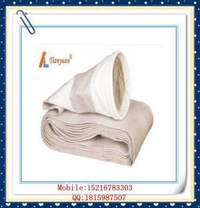 Non Alkali Fiberglass High Temperature Dust Filter Bag with Expanded PTFE for Cement Plant pictures & photos
