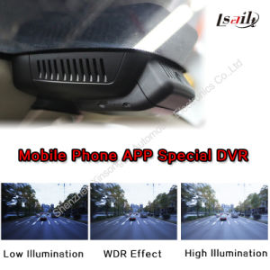 HD 1080P Car DVR for Benz New C-Series Support Real Time Record pictures & photos