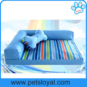 Manufacturer Pet Supply Washable 600d Luxury Large Dog Sofa Bed pictures & photos
