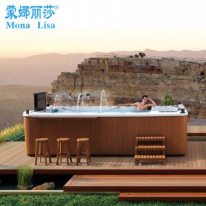 Villa Home Garden Massage Bathtub Jacuzzi for SPA pictures & photos