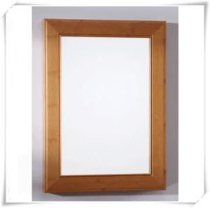 Decorative Bamboo Bathroom Mirror Frame pictures & photos