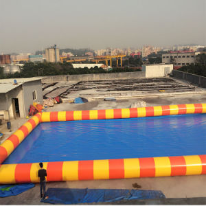 Hot Sale Customized Inflatable Swimming Pool/Inflatable Pool pictures & photos