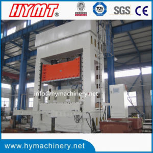 YQK27-1600T single action hydraulic stamping punching power press machine pictures & photos