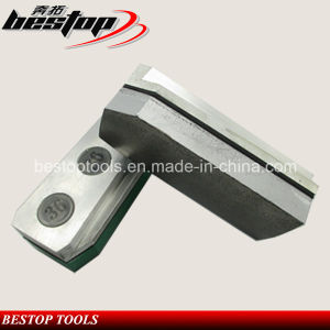 Aluminum Base Segmented Diamond Grinding Block for Grinding Granite pictures & photos