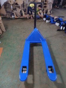 Hot Sale Hydraulic Hand Pallet Truck pictures & photos