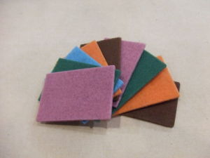 Supply Non-Woven Hand Pads pictures & photos