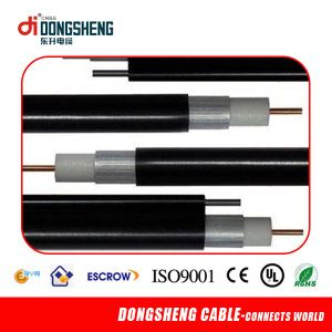 Seamless Trunk Cable Rg500 with Messenger pictures & photos