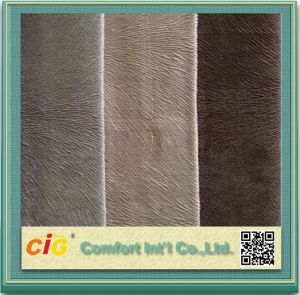 Polyester Burn-out Design Fabric for Furniture Sofa and Chair pictures & photos