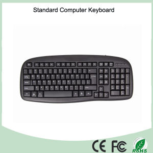 Free Samples Black Color Desktop Keyboard (KB-1988) pictures & photos