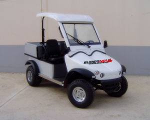 Electric Golf Car for Cargo (SP-EV-04C) pictures & photos