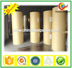 Uncoated Woodfree Offset Paper 110g Bulk Packing pictures & photos