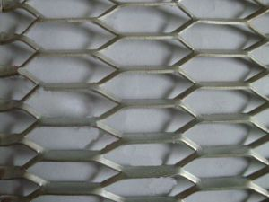 Hexagonal Hole Expanded Metal Mesh for Window or Door Gate pictures & photos
