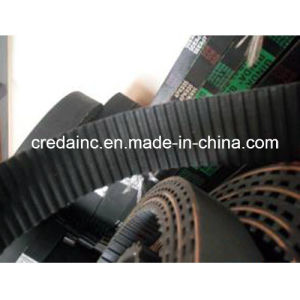 Htp Timing Belt for Power Transmission Machine