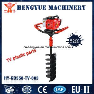 China Cheap 52cc Portable Earth Hole Drilling Machine pictures & photos