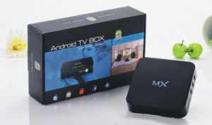 Dual Core Android WiFi HD18d Smart TV Box pictures & photos