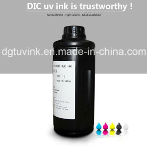 Original Dic LED Curving UV Ink for Phone Case Customize Printing pictures & photos
