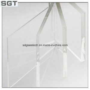 Low Iron Toughened Extra Clear Glass for Decoration pictures & photos