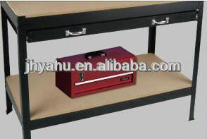 100kg Load Capcity Work Bench Work Table with Snap Joint and Drawer (YH-WT036) pictures & photos