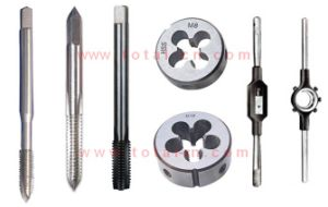 DIN and ISO Taps and Dies for Metal Working pictures & photos