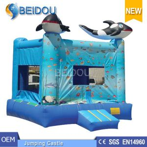 Popular Mini Bounce Castle Inflatable Bouncer Bouncy Jumping Castle pictures & photos
