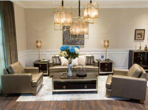 Stylish Luxury Genuine Leather Sofa pictures & photos